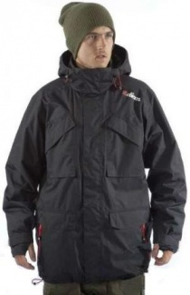 BUNDA DIEM ATV JACKET BLACK vel. L