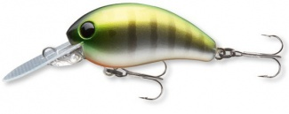 WOBLER DAIWA TOURNAMENT BABY CRANK 3,5cm - LIME PERCH