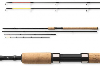 PRUT DAIWA BLACK WIDOW FEEDER 300cm/až do 80g