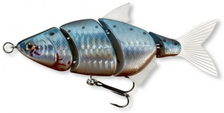 WOBLER ME-RA SHAD S - metallic blue