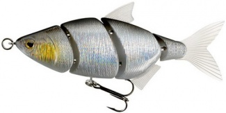 WOBLER ME-RA SHAD S - silver roach