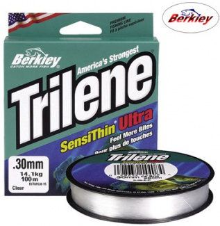 Vlasec Berkley Trilene SensiThin Ultra 0,12mm/150m