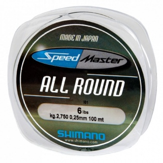 Vlasec Shimano Speed Master All Round 0,12mm/150m