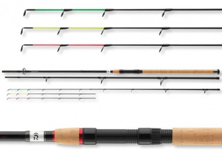 Prut Daiwa Ninja X Feeder 390cm/do 120g