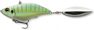 WOBLER WIDE NOSE 6cm GREEN PERCH