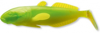 GOBY SHAD CORMORAN - 6,5cm CHARTREUSE LIME