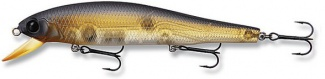 WOBLER TEAM CORMORAN - MINNOW PM35 GHOST SHAD/9cm