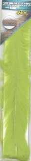 ZONKERS STRIPS chartreuse 3mm