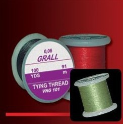 GRALL TYING THREAD - ZELENÁ VNG105