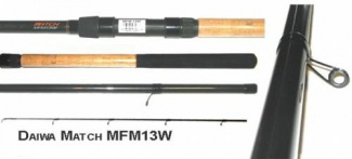 PRUT DAIWA MATCH MEGAFORCE 390cm/do 25g