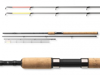 PRUT DAIWA BLACK WIDOW FEEDER 390cm/až do 150g